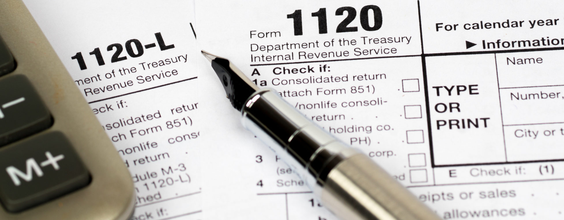 Considerations for Business Entity Selection Under Tax