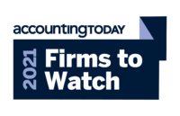 Accounting Today 2021 Firms to Watch